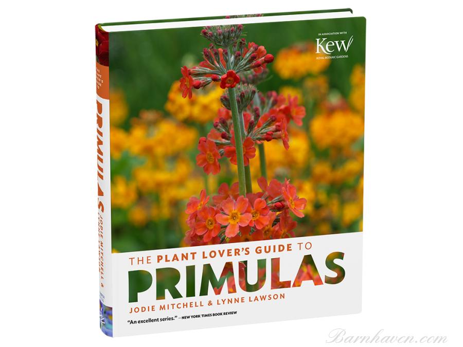 The Plant Lover's Guide to Primulas