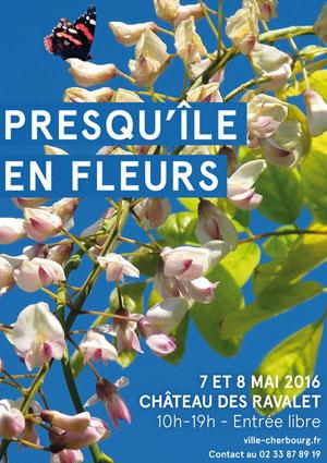 Presqu'île en fleurs